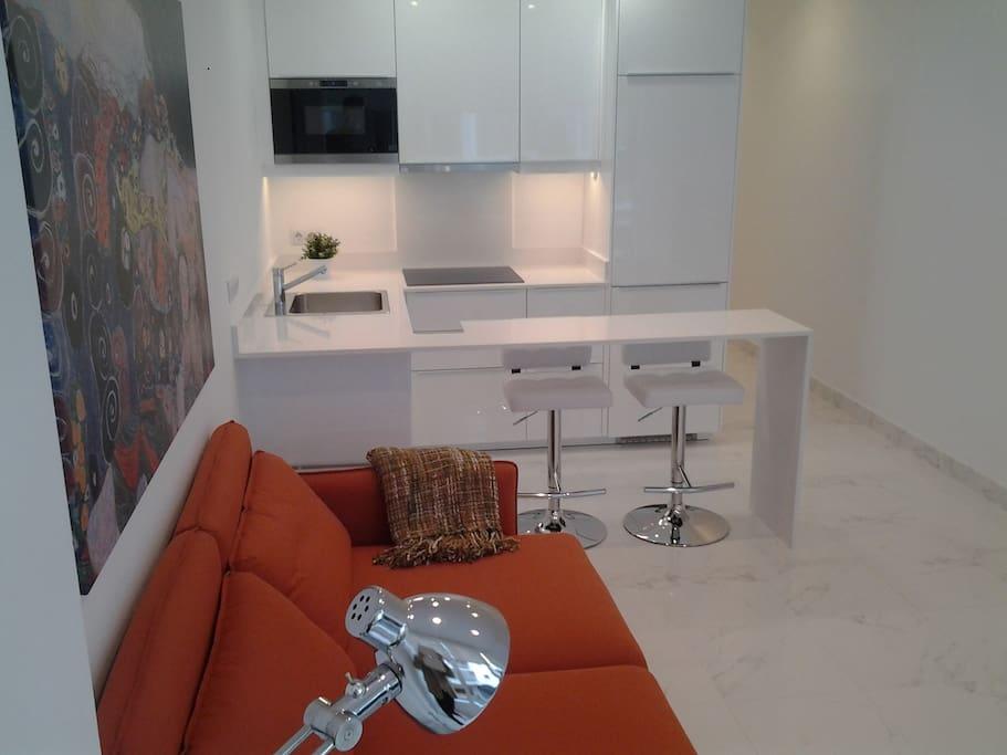 zona salón