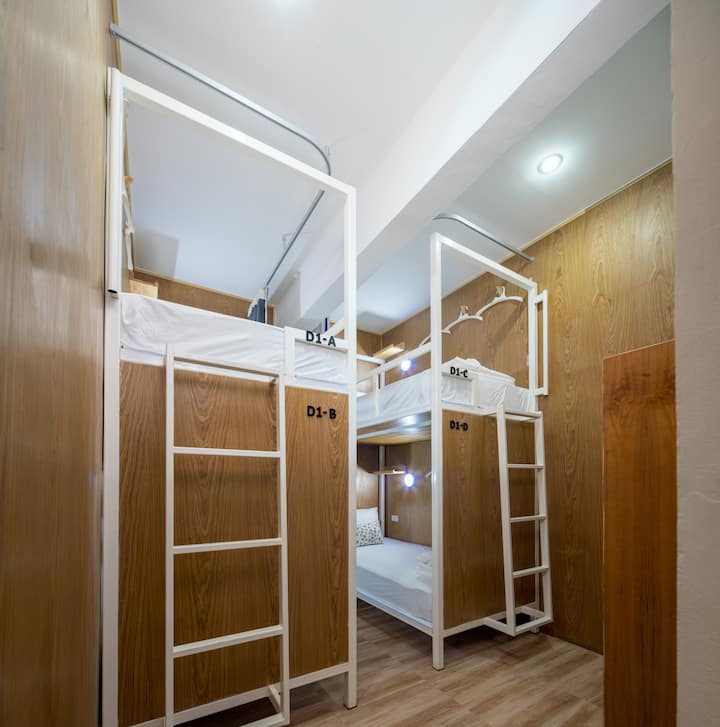 4 Bed Female Dorm A