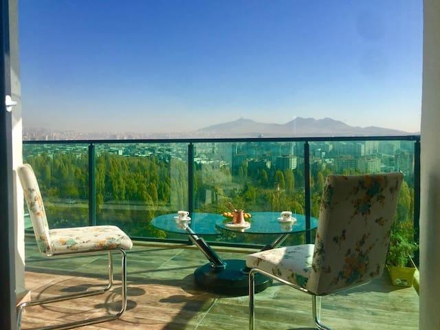 Sunny Penthouse