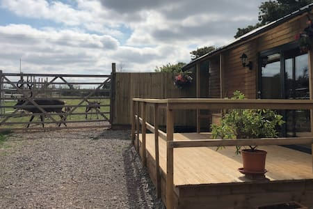 The Cotswold Reindeer Herd Lodge