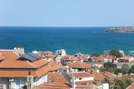 Gorgeus sea & city view apartment Sozopol,Bulgaria - Sosopol