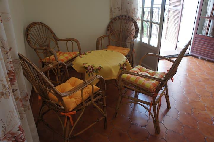 Vacances entre montagne et mer - Campodivivo - Apartamento