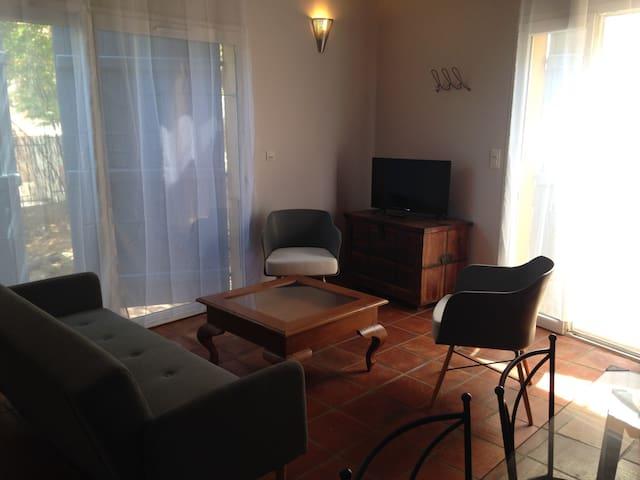Maison confortable et calme proche des plages - Ortaffa - Maison