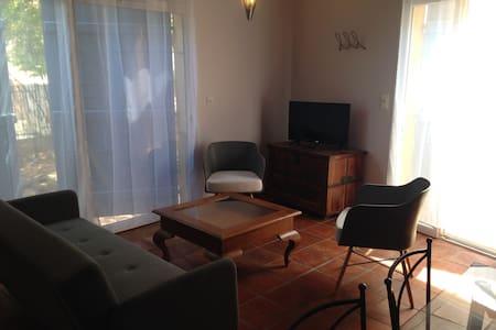 Maison confortable et calme proche des plages - Ortaffa - Σπίτι