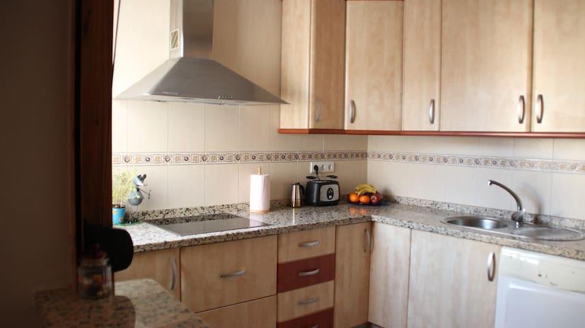 Apartment Tirso de Molina - Mérida - Lägenhet