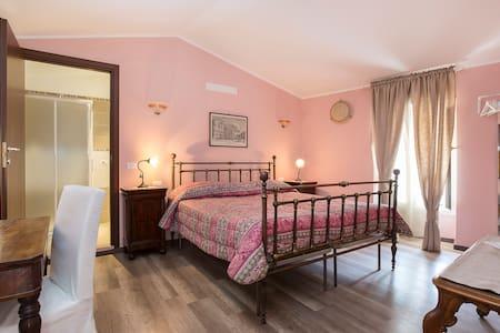 B&B Villa Mereghetti - Stanza Rosa - Corbetta