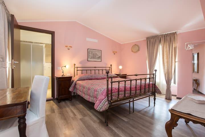 B&B Villa Mereghetti - Stanza Rosa
