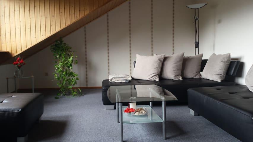 Großzügiges Appartement ca. 68qm - Troisdorf - Pis
