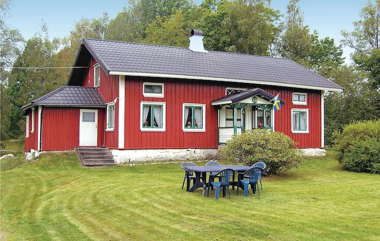 Former farm house with 3 bedrooms on 80m² in Ambjörnarp