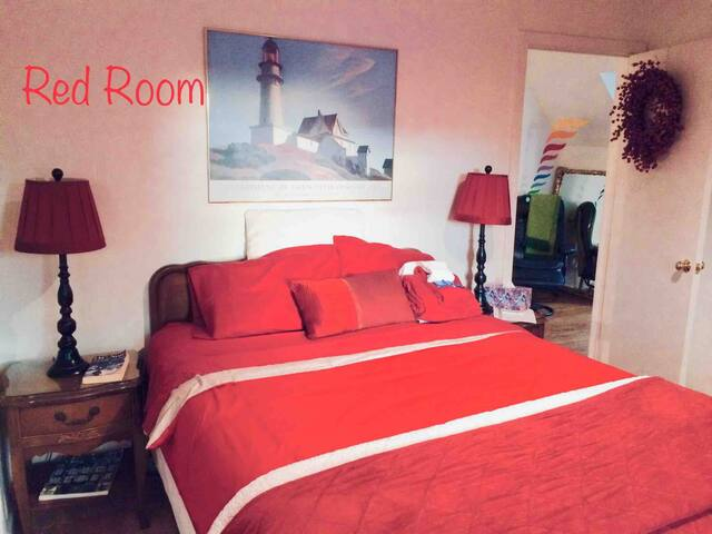 Holiday Special & AIRP discounts in Red Room.