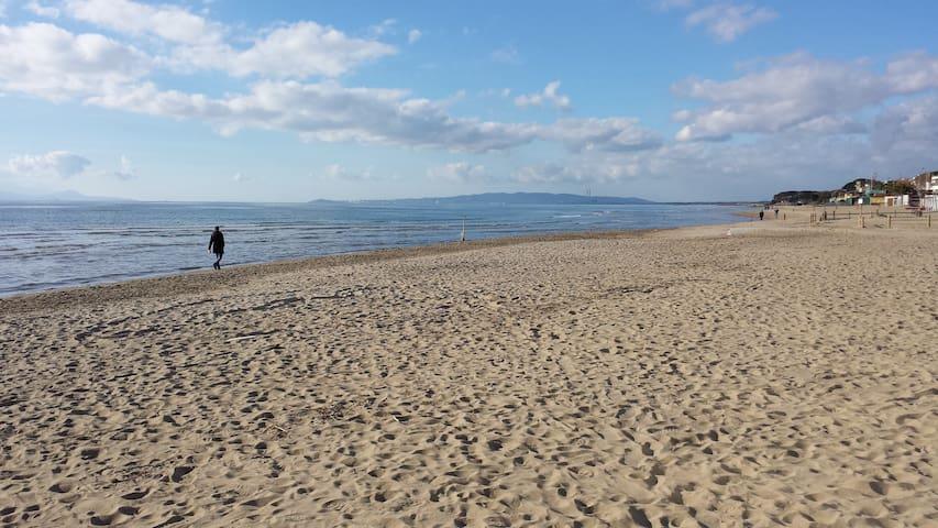 Appartamento a due passi dalla spiaggia con WI-FI