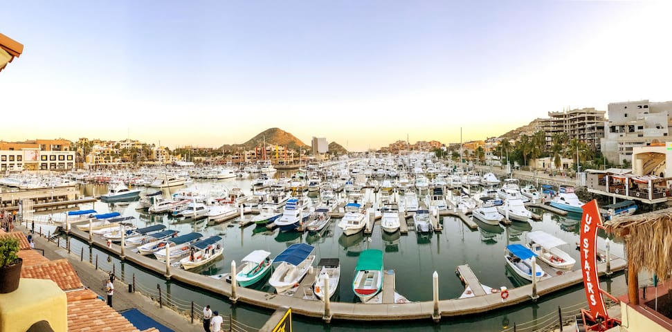 Stunning Marina views, best location in Cabo.