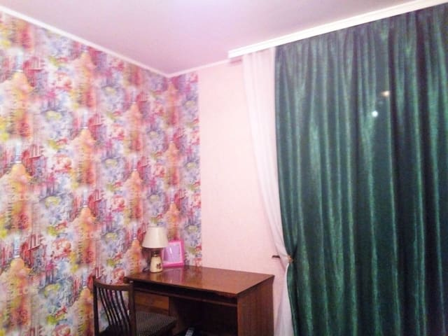 Комната недорого в живописном пригороде Киева