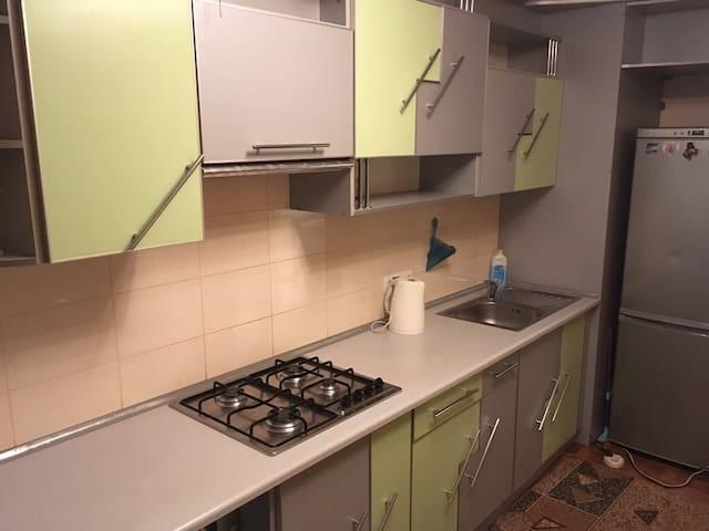 2-комнатная квартира студия Центр.Сотка.MCDonalds - Mykolaiv