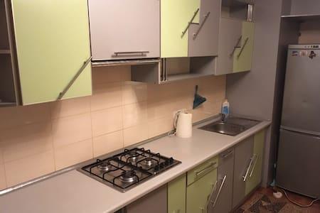 2-комнатная квартира студия Центр.Сотка.MCDonalds - Mykolaiv - Apartament
