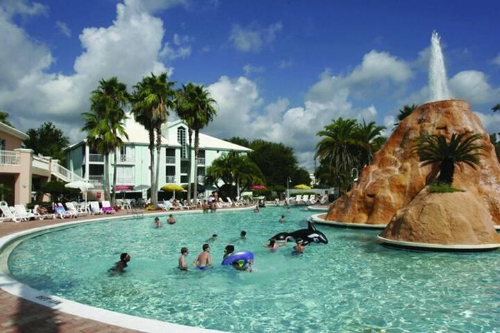 Orlando F  Cypress Point Resort
