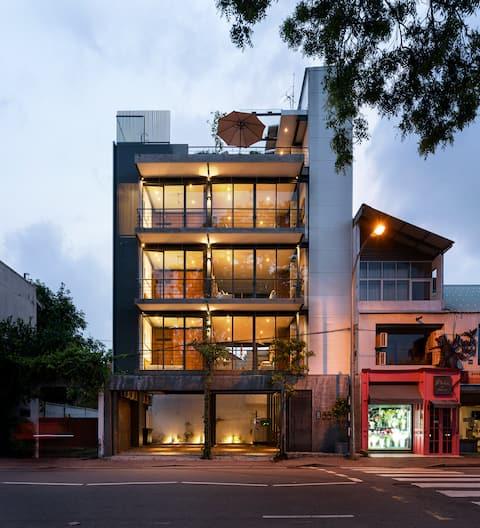 Unidad C de 3 apartamentos 2BR acogedores en Colombo 7