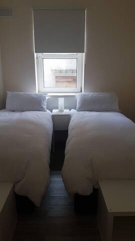 Habitación de 2 camas, baño Privado (en suite)