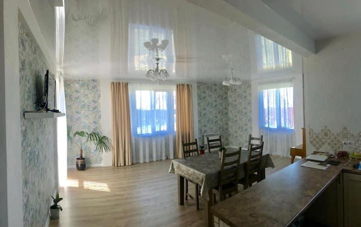 Дом для отдыха в Горках