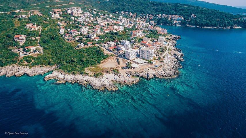 AP8 Open Sea Luxury Studio 3 osoby Widok na Morze