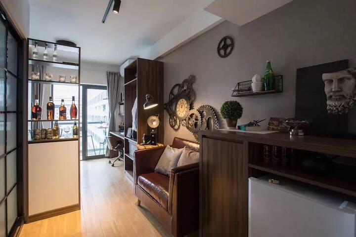 设计感公寓精致民宿,贴心管家24小时服务