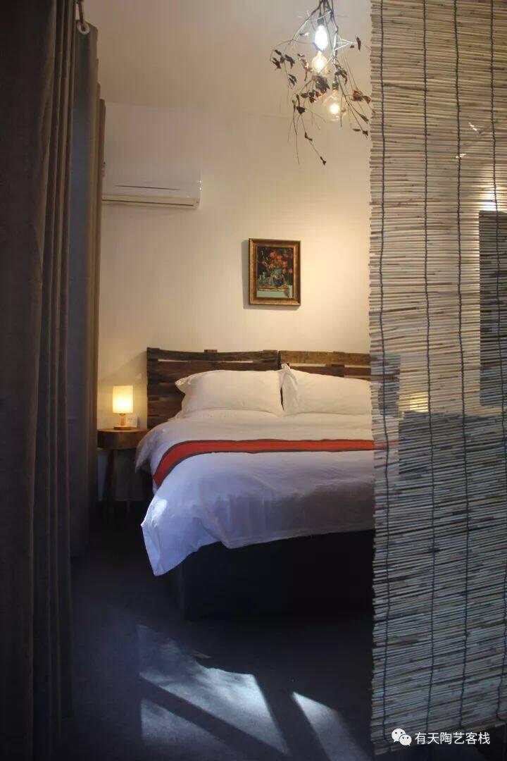 天宸房,古朴豪华大床房,1.8米床,大师房