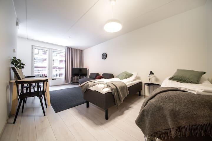 SSA Spot Premium Apartment Espoo Center