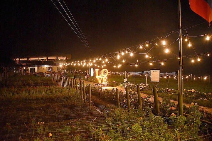 Glamping Sabor a Mí, Chinácota