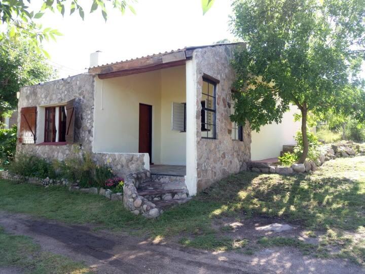 Cabaña para 6 en Mina Clavero
