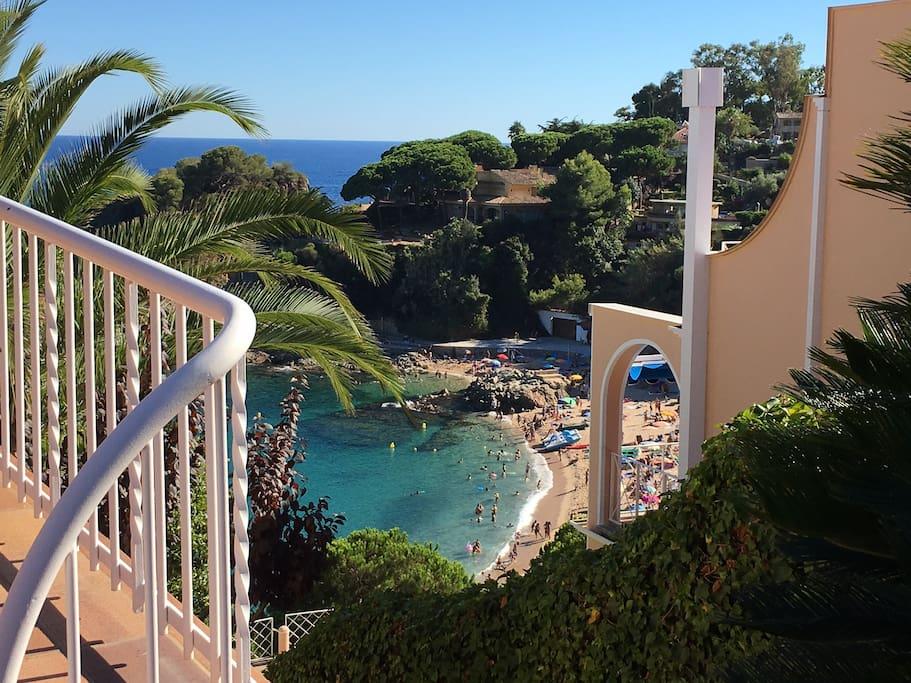 Playa San Francesc