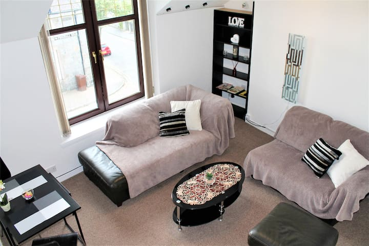 A cosy 1 bed flat close to city center/beach/uni