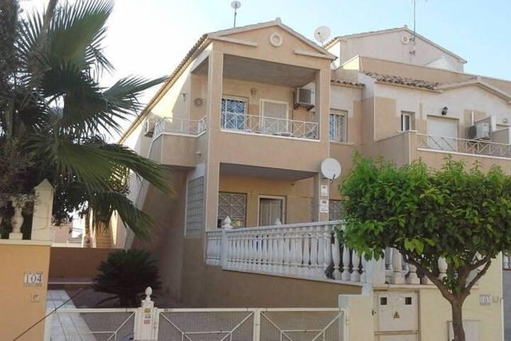 Villa de boubaghla