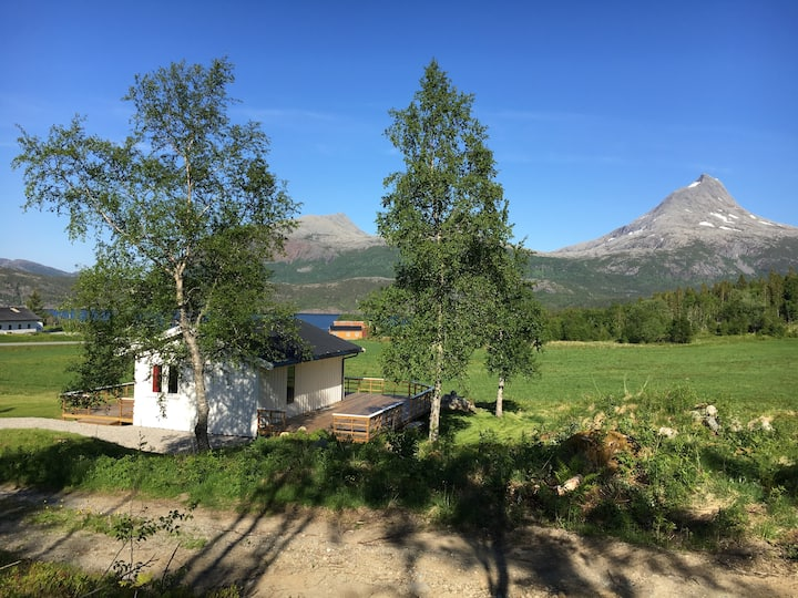 Cabin with a view - Bindal, Hålopveien 208