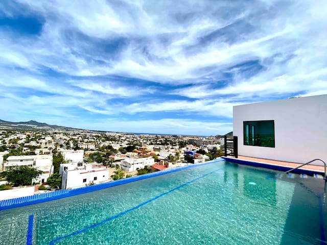BRAND NEW STUDIO in the heart of Cabo!