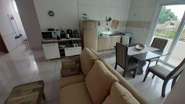 Apartamento confortável - 4 pessoas