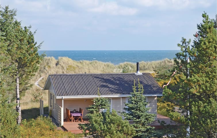 Holiday cottage with 3 bedrooms on 60m² in Jerup