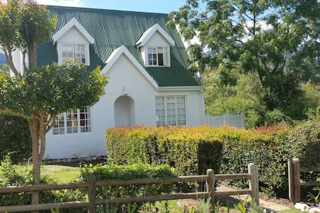 Yellowwood Cottage - Greyton