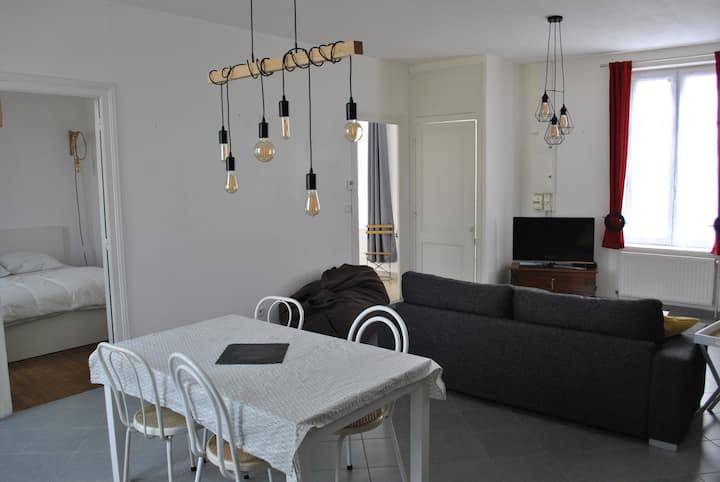 La Rochelle - Maison-Echoppe de 69 m2 avec jardin