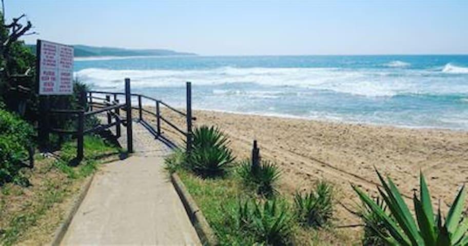 Explore Beautiful Zinkwazi Beach
