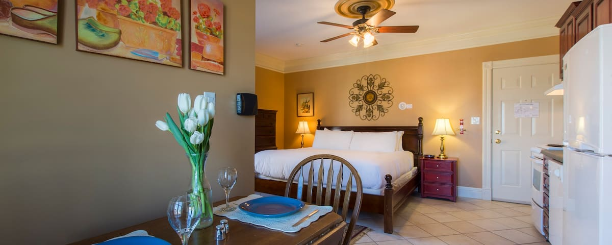 Restored Victorian Suite