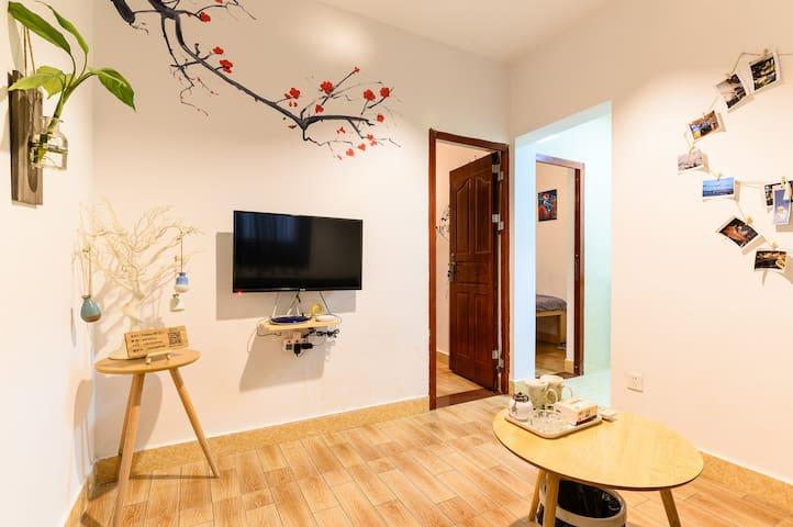 Zhujiang riverside Linjiang apartment