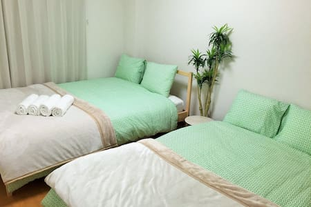 2Bed room in Tokyo down town! - Katsushika - Flat
