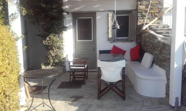 La maison de Juliette Agios Romanos Tinos