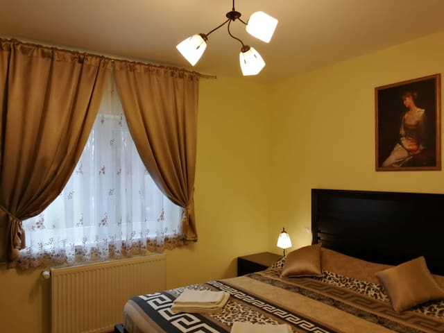 Apartment Giulio  * Sibiu * Golden Valley *