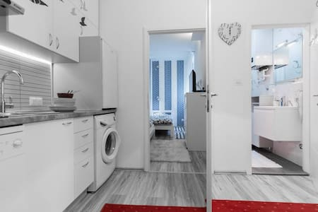 Lilly's Blue Dream - Zagreb - Appartement