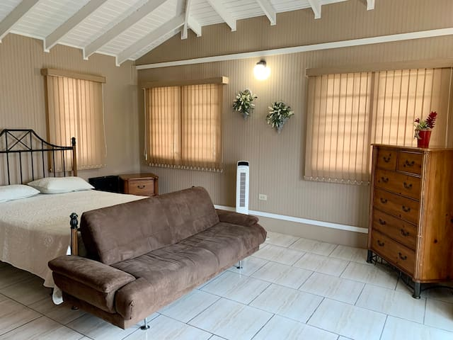 Master Room with Setter Bed