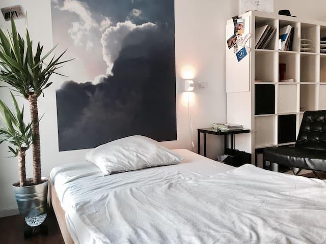 Modernes Zimmer in netter WG in Altstadtlage