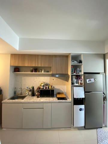 Spacious 1 BR @ Breeze Apartment Bintaro
