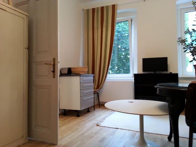 historic Studio Apartment Mariahilf