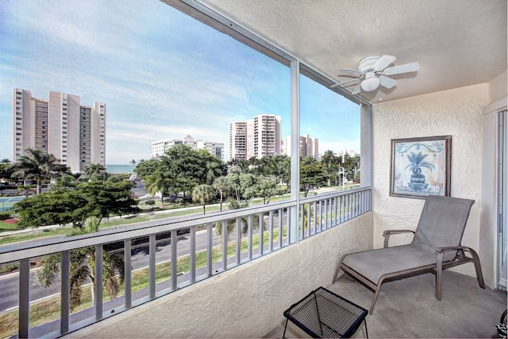 Great condo with beach view. - Marco Island - Apartemen